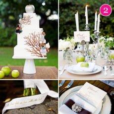 Breaking Dawn Twilight Inspired Wedding