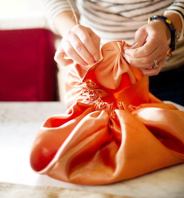 Fabric Pumpkins - DIY Tutorial