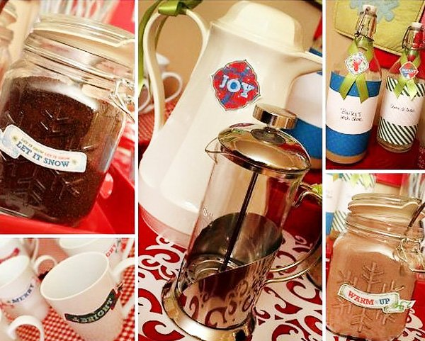 Holiday Hot Cocoa Bar - Chocolate Chips