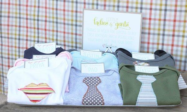 Kids Shirts - Favors