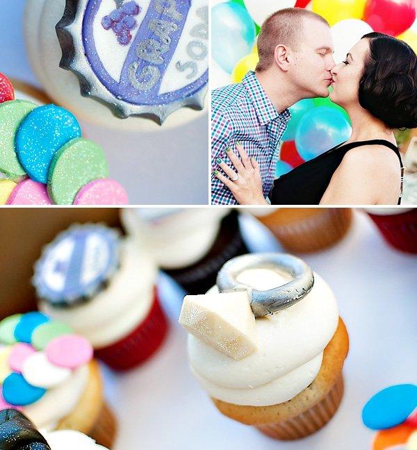 Pixar Up! Inspired Marraige Proposal