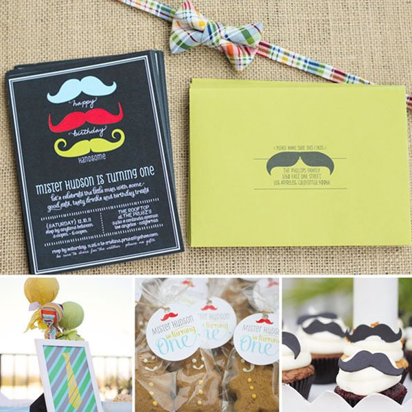 Invitation and Party Details