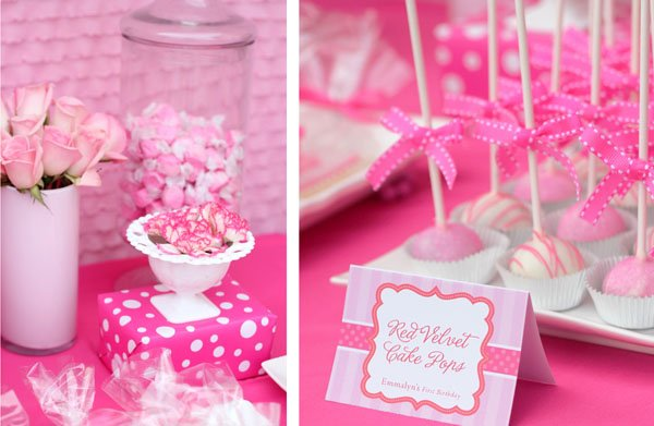 Candy and Cake Pops
