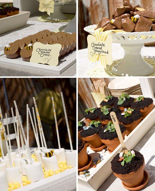 Bee-licious Desserts