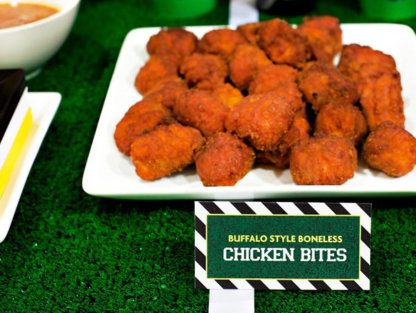 Super Bowl Football Party Ideas
