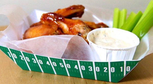 free football party snack printables