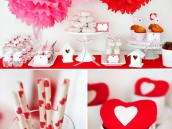 Love Birds Valentines Day Theme