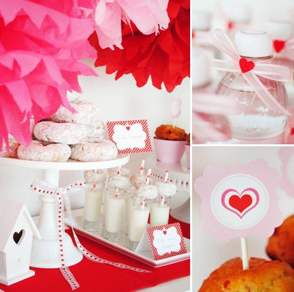 Love Birds Valentines Day Party
