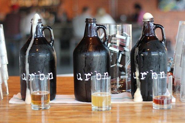 beer URBN San Diego restaurant