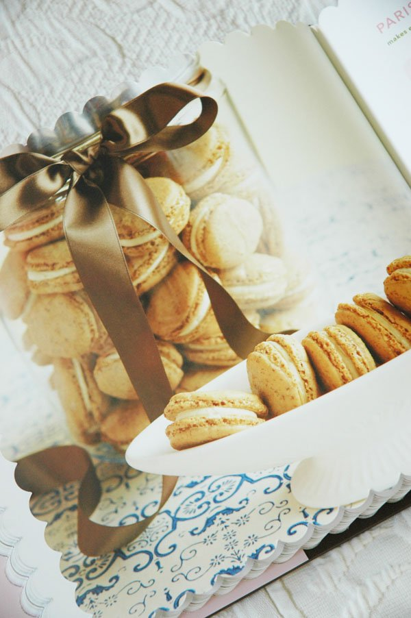 miette cookbook macarons
