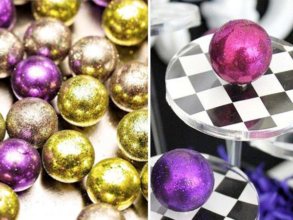 Glitter Bedazzled Bon Bons