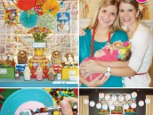 Sip and See Meet and Eat Baby Shower