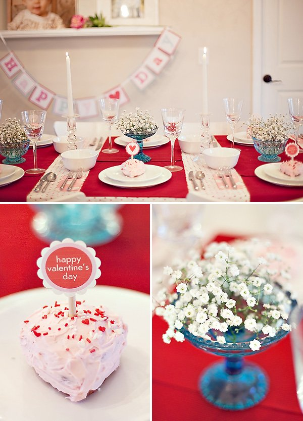 sweet simple valentine 39 s day dinner party hostess