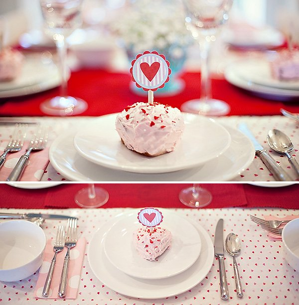 Sweet Simple Valentine S Day Dinner Party Hostess With The Mostess