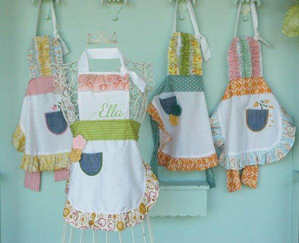 Handmade Children's Aprons