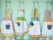 Pocket Full of Posies Handmade Aprons