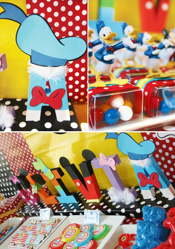 disney carnival princess birthday party favors