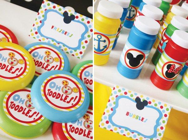disney carnival party prizes