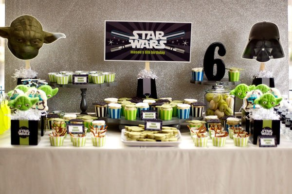 STAR WARS PARTY IDEAS ~SOUTHERN BLUE CELEBRATIONS