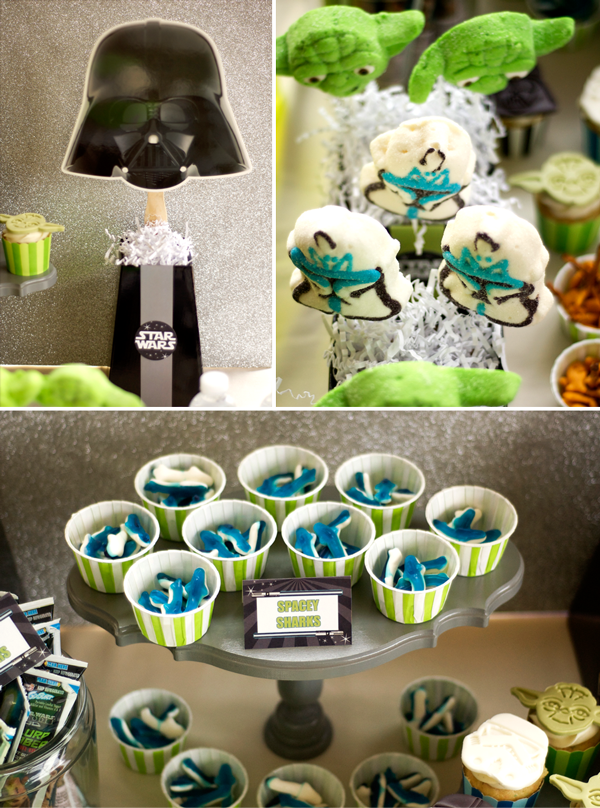 Quot Out Of This World Quot Star Wars Party Hostess With The