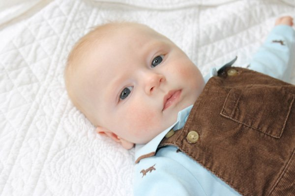 noah landers is such an adorable baby