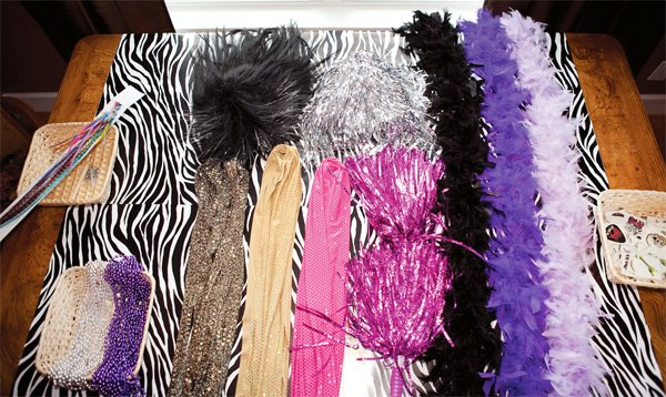 rockstar party karaoke dress up accessories