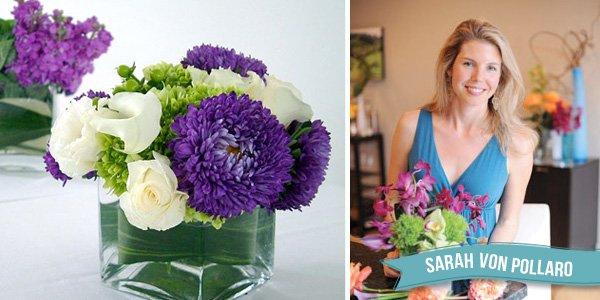 Sarah Von Pollaro of Urban Petals