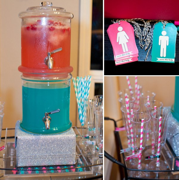 Boy Vs Girl Games Party : Pics Photos - Game On Girl Vs Boy Gender Reveal Party