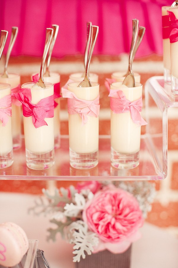 Ribbons And Ruffles Baby Shower Part 2 Desserts Hostess With