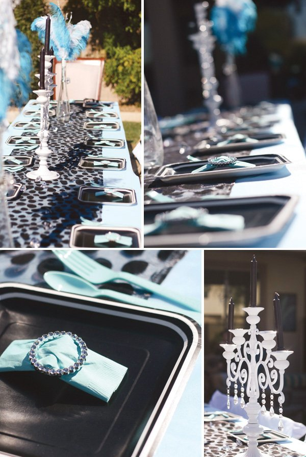 Breakfast At Tiffany S Birthday Party Hostess With The