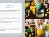 celebratori - lucite mum balls tutorial