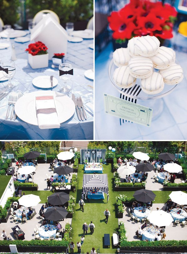 monopoly birthday party place settings and money labels