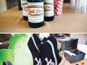 neverland inspired first birthday party root beer and costumes
