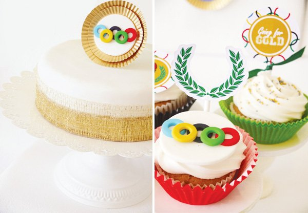 olympics party theme decorations