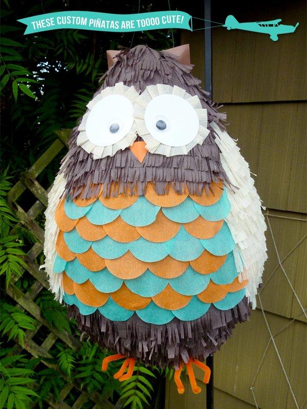 owl pinata