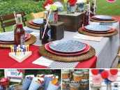 patriotic backyard bbq bash
