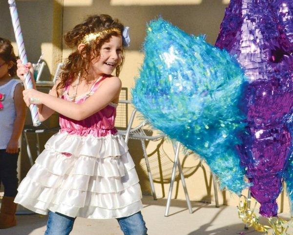 princess jasmine birthday party pinata