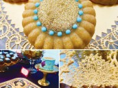 princess jasmine birthday party sweets