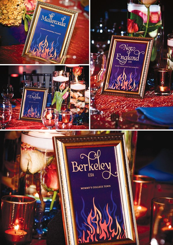 bonfire motif indian lohri celebration frames