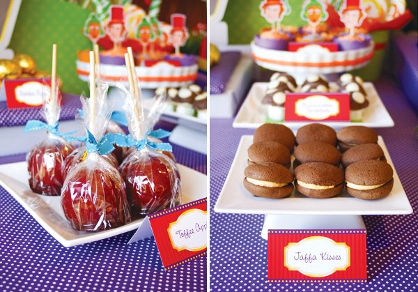 candy willy wonka birthday party sweets and candy