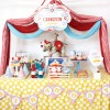magical circus birthday party dessert table