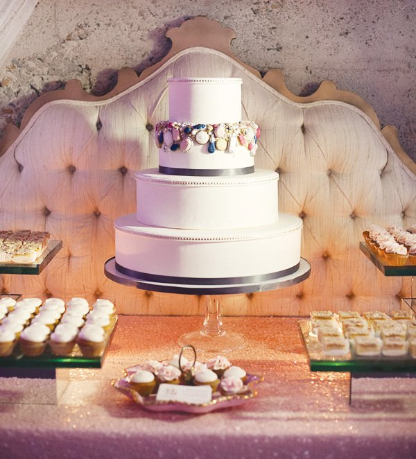dream wedding event cake