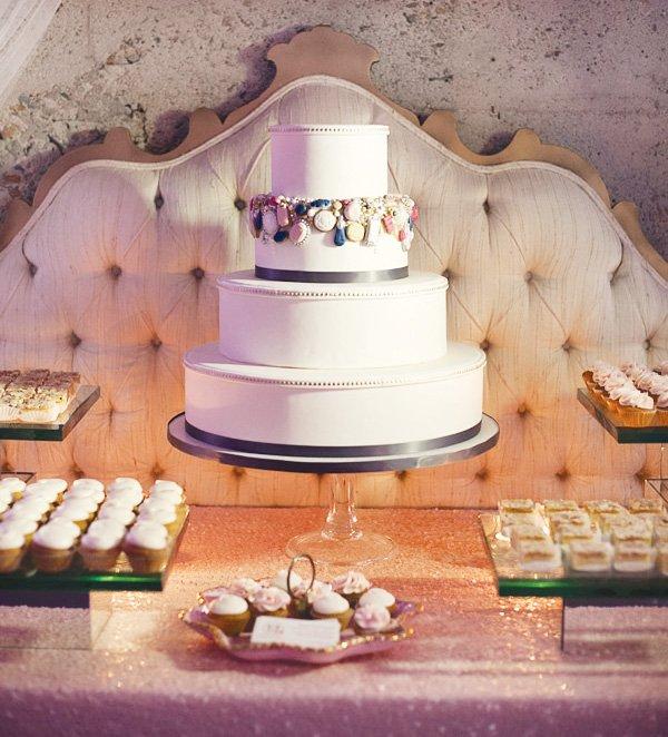 dream wedding event cake