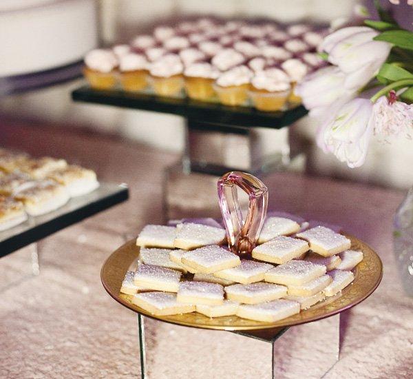 dream wedding event dessert table