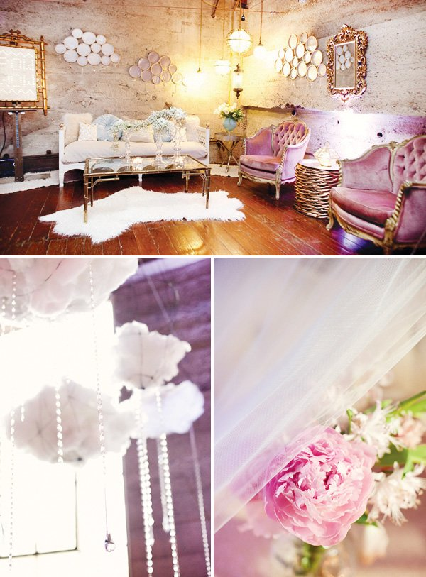 dream wedding event furniture