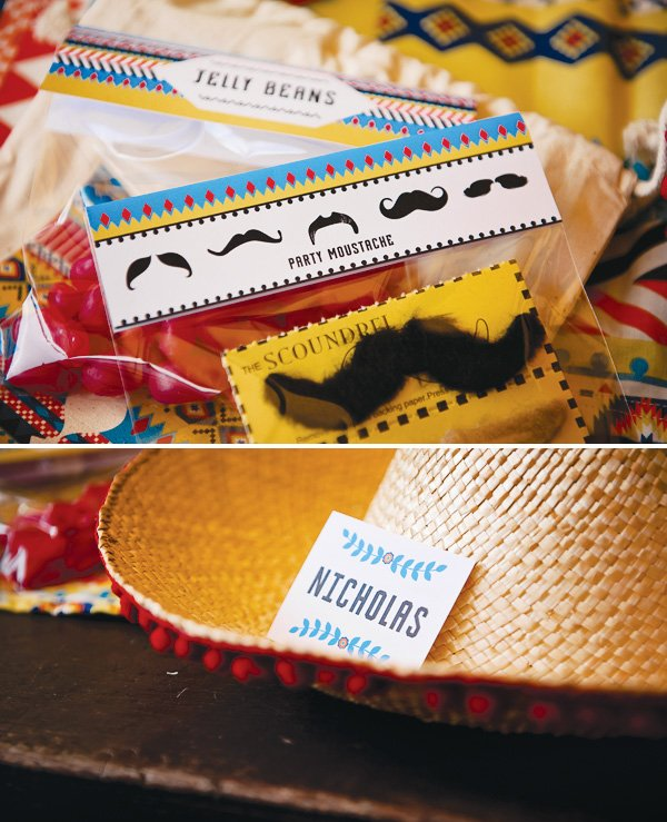 fiesta mexicana twins birthday party mustaches