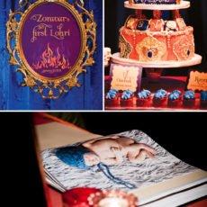 first birthday indian lohri celebration