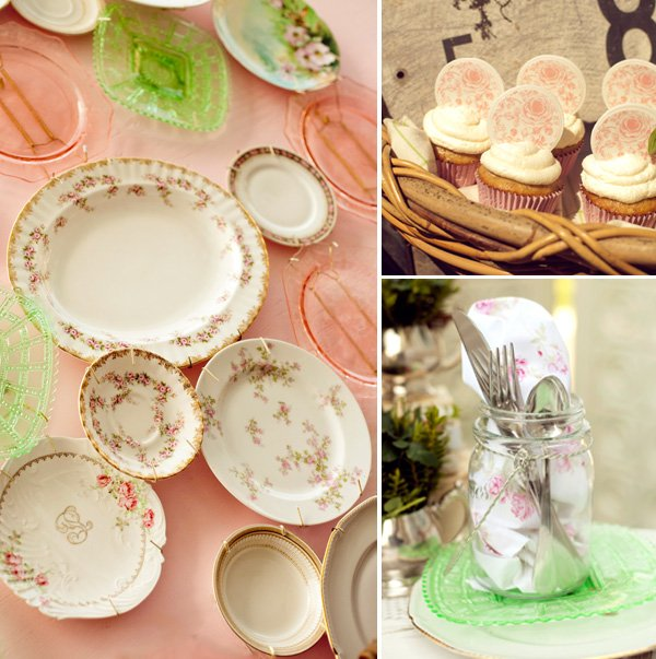 baby shower french dishes