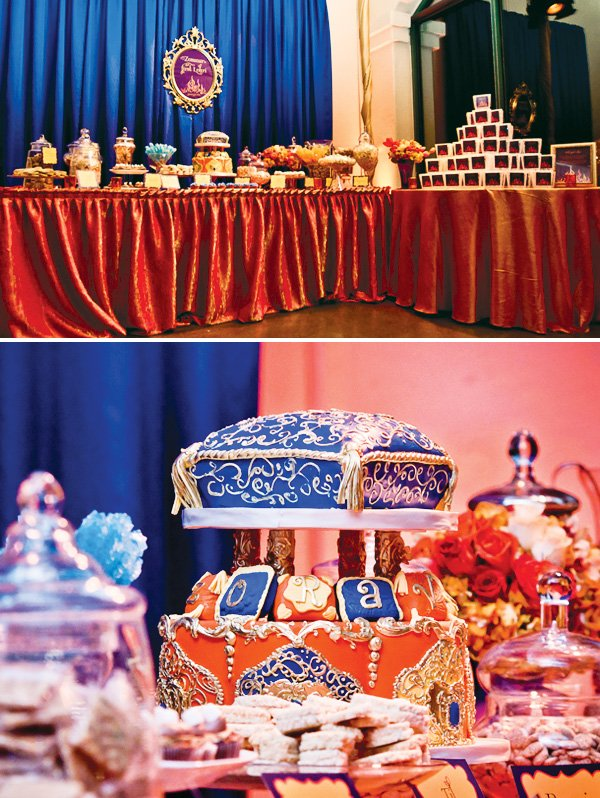indian lohri celebration cake