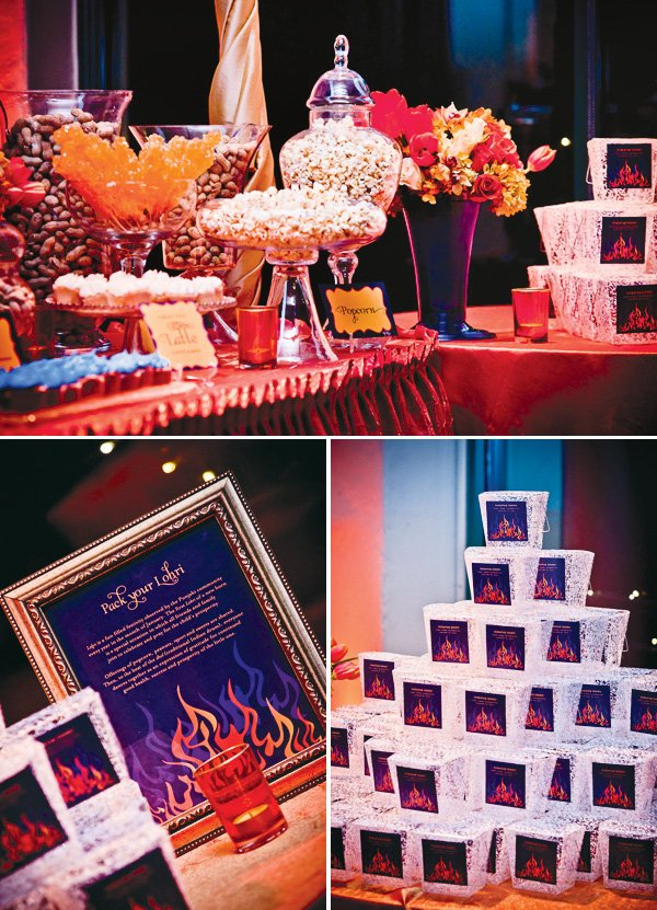 indian lohri celebration favors
